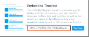 enter-twitter-timeline-url