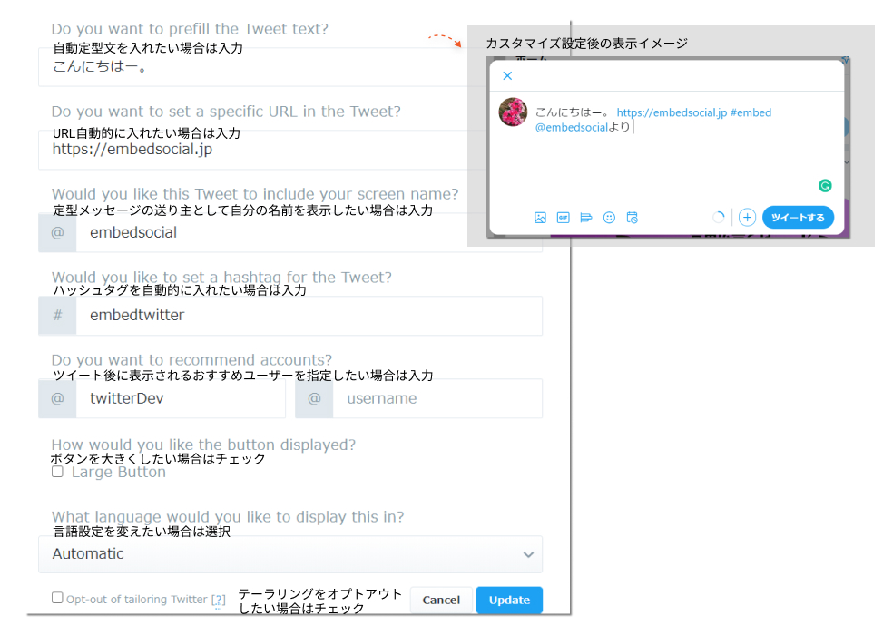 set-twitter-buttons-customization