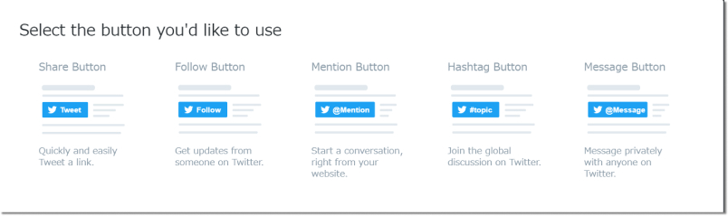 twitter-button-embed-options